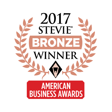 2017 Stevie Bronze Winner icon