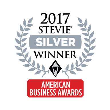 2017 Stevie Silver Winner icon